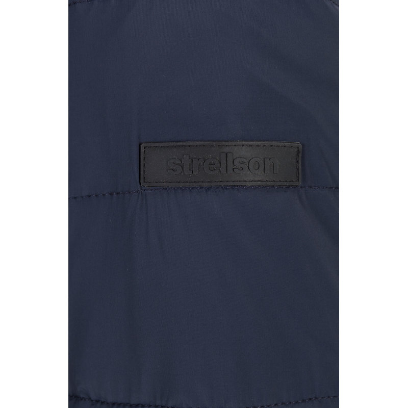 Kurtka Jondrick Strellson Premium granatowy