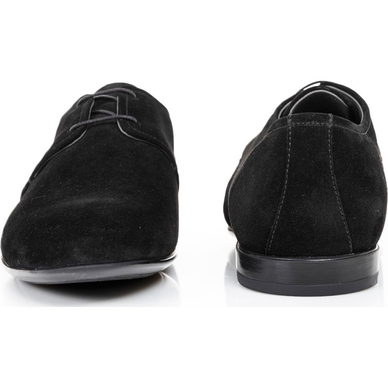 Parols Derby shoes Hugo black