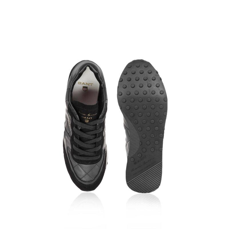 Campus Sneakers Gant black