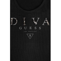 Diva Guess Top Guess Jeans black