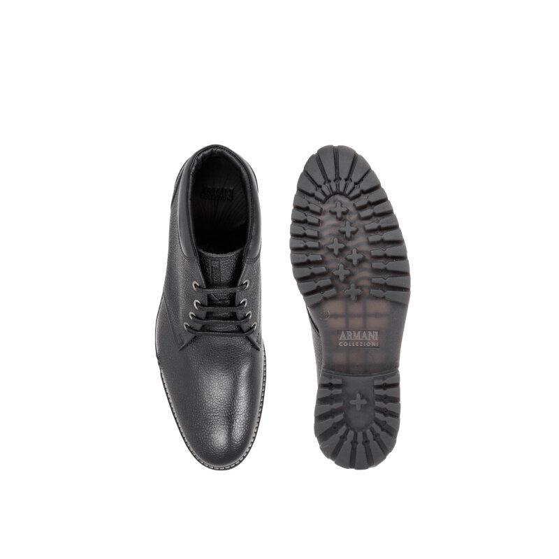 Shoes Armani Collezioni black