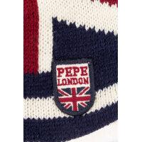 Czapka Malon Pepe Jeans London granatowy