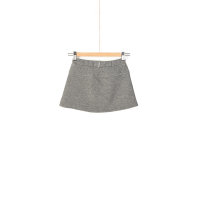 Skirt Pepe Jeans London gray