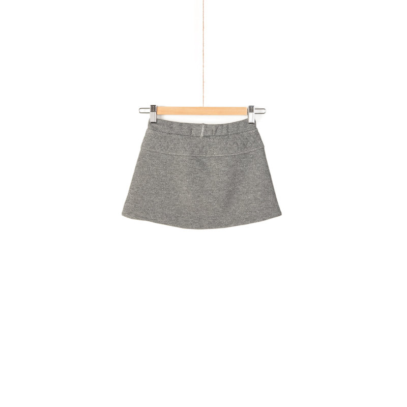 Skirt Pepe Jeans London gray