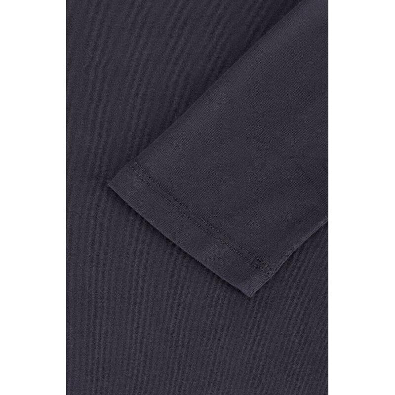 Longsleeve Trussardi Jeans navy blue