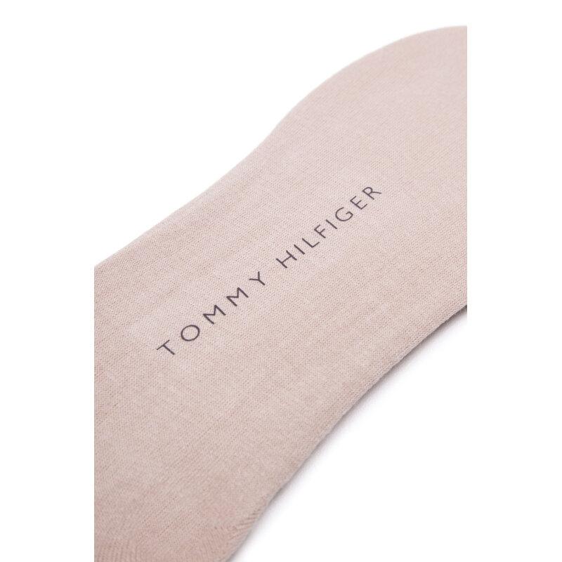 Skarpety/Stopki 2 Pack Tommy Hilfiger beżowy
