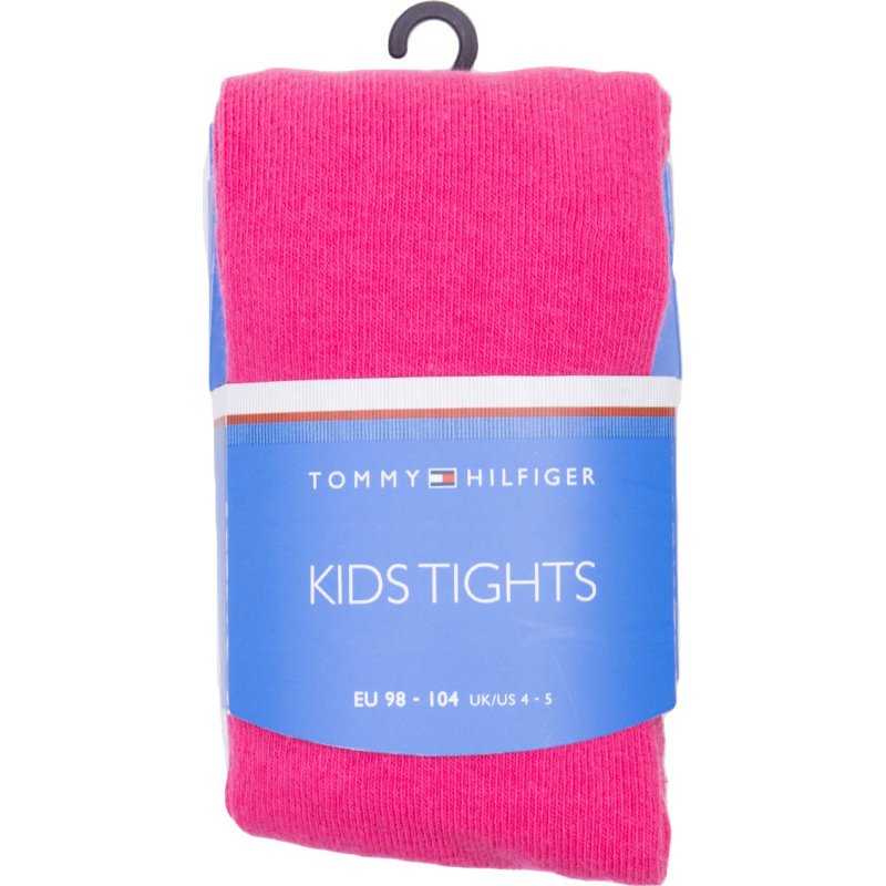 Tights Tommy Hilfiger pink
