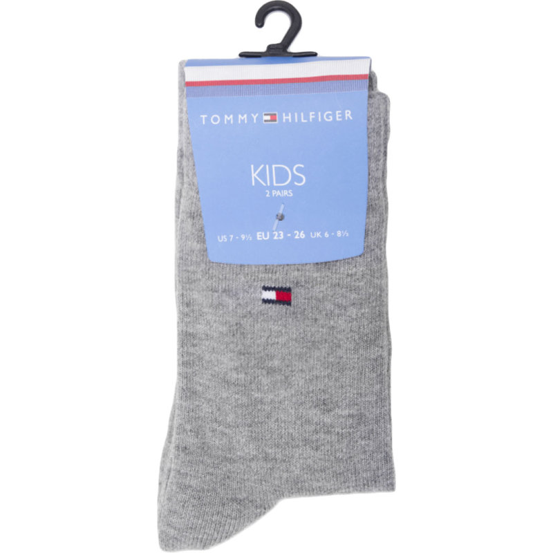 2 Pack socks Tommy Hilfiger gray