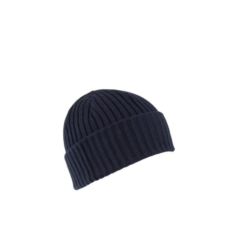 ARAFFON beanie Boss Orange navy blue