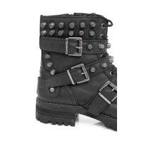Buty Quaid Studs Pepe Jeans London czarny