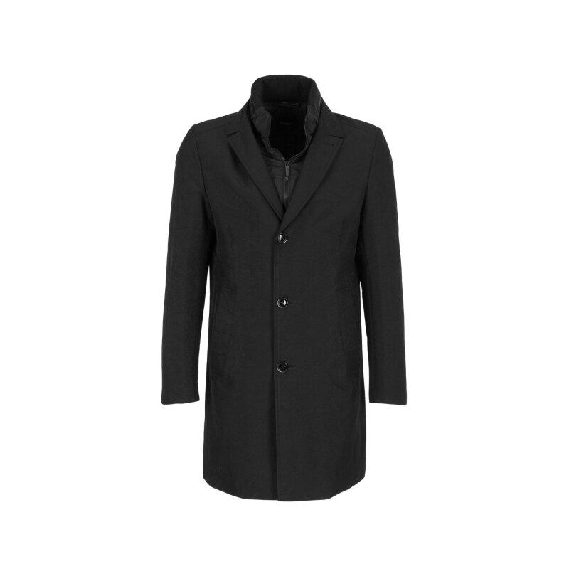 Płaszcz Lerona Strellson Premium czarny