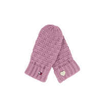 Solid Mini Gloves Tommy Hilfiger pink