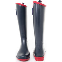 Rain boots Tommy Hilfiger navy blue