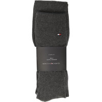 Plain Tights Tommy Hilfiger gray