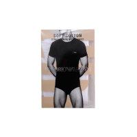 T-Shirt/Podkoszulek Emporio Armani czarny