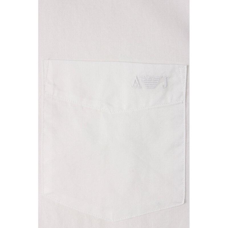 Koszula Armani Jeans biały