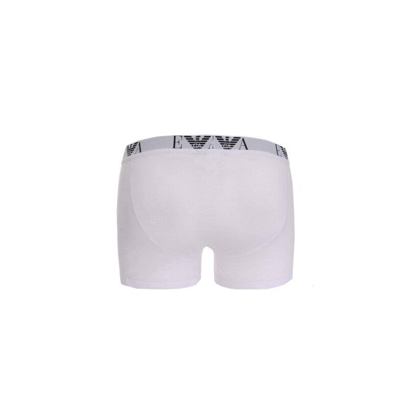 Bokserki 3 Pack Emporio Armani biały