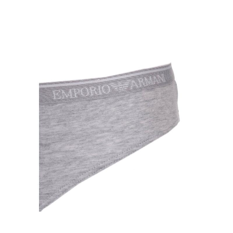 Brazilian Briefs Emporio Armani gray