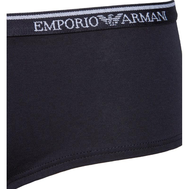 Bokserki Emporio Armani czarny
