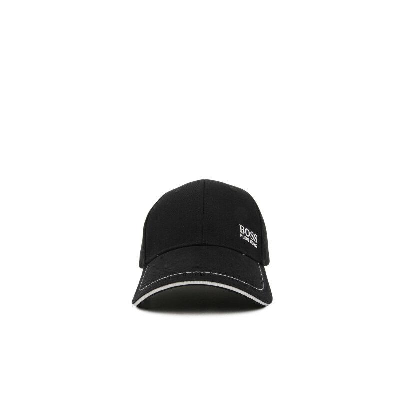 Bejsbolówka Cap1 Boss Green czarny