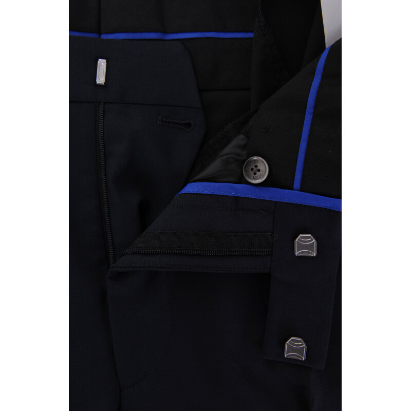 Spodnie L-Brad Joop! COLLECTION granatowy