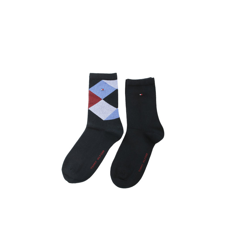 Socks Pack Tommy Hilfiger navy blue