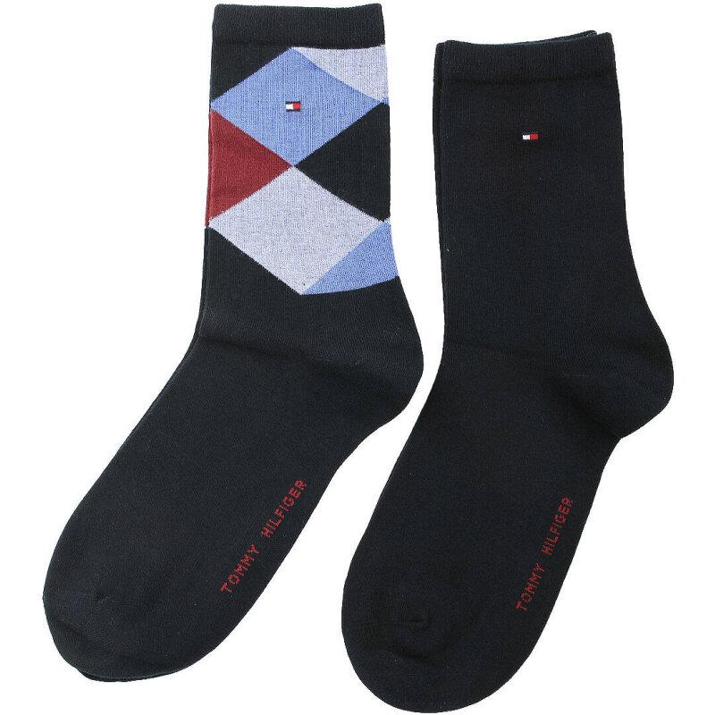 Socks Pack Tommy Hilfiger navy blue