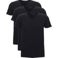 3 Pack T-shirt/ Undershirt Tommy Hilfiger black