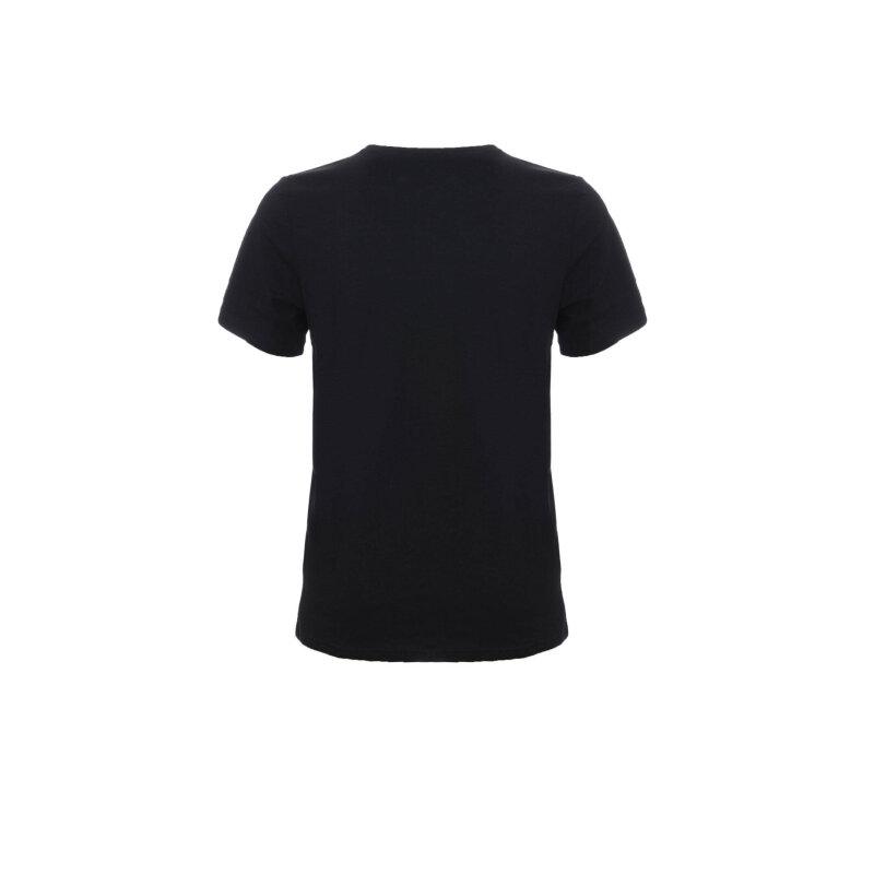 T-shirt/Podkoszulek 2 Pack Tommy Hilfiger czarny