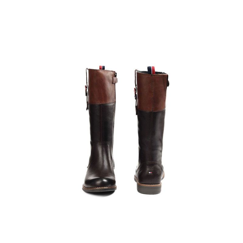 Autumn 1A Boots Tommy Hilfiger brown
