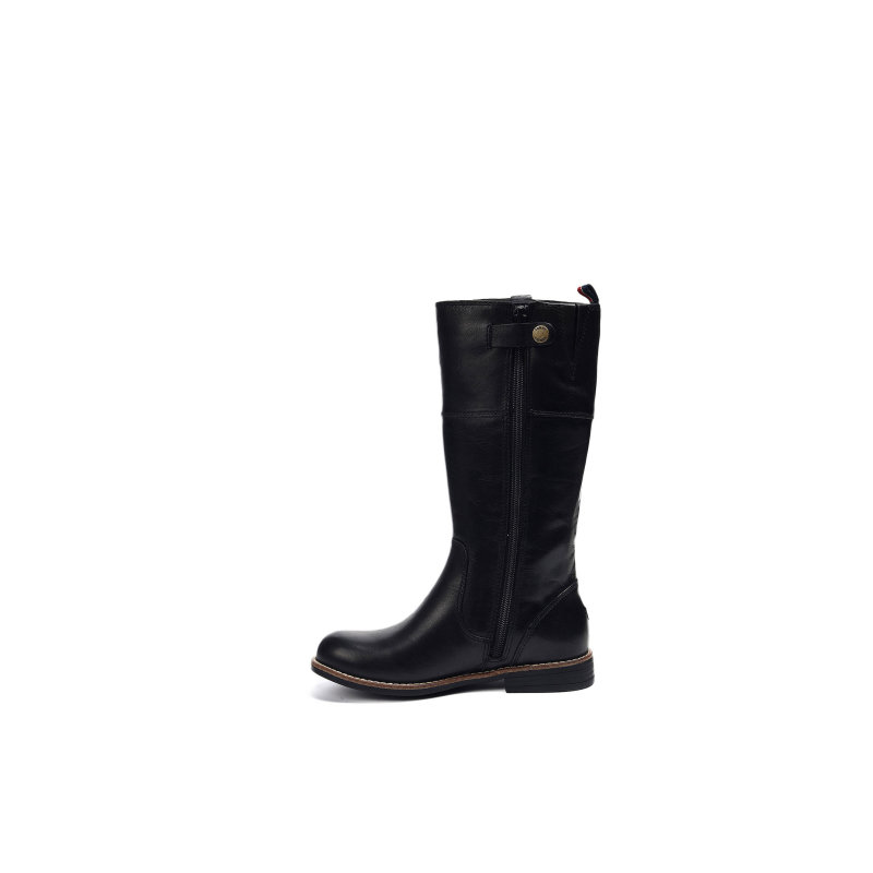 Autumn 1A Boots Tommy Hilfiger black