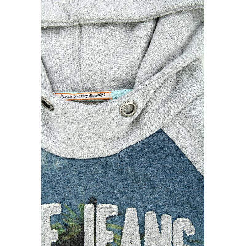 Erwin Sweatshirt Pepe Jeans London ash gray