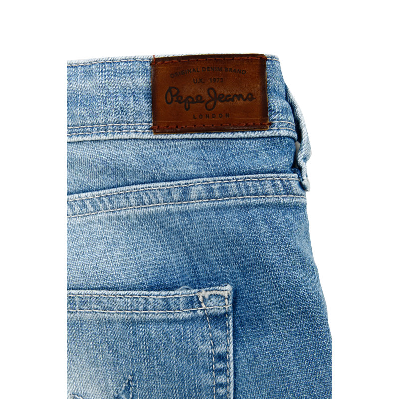 Damini Shorts Pepe Jeans London baby blue
