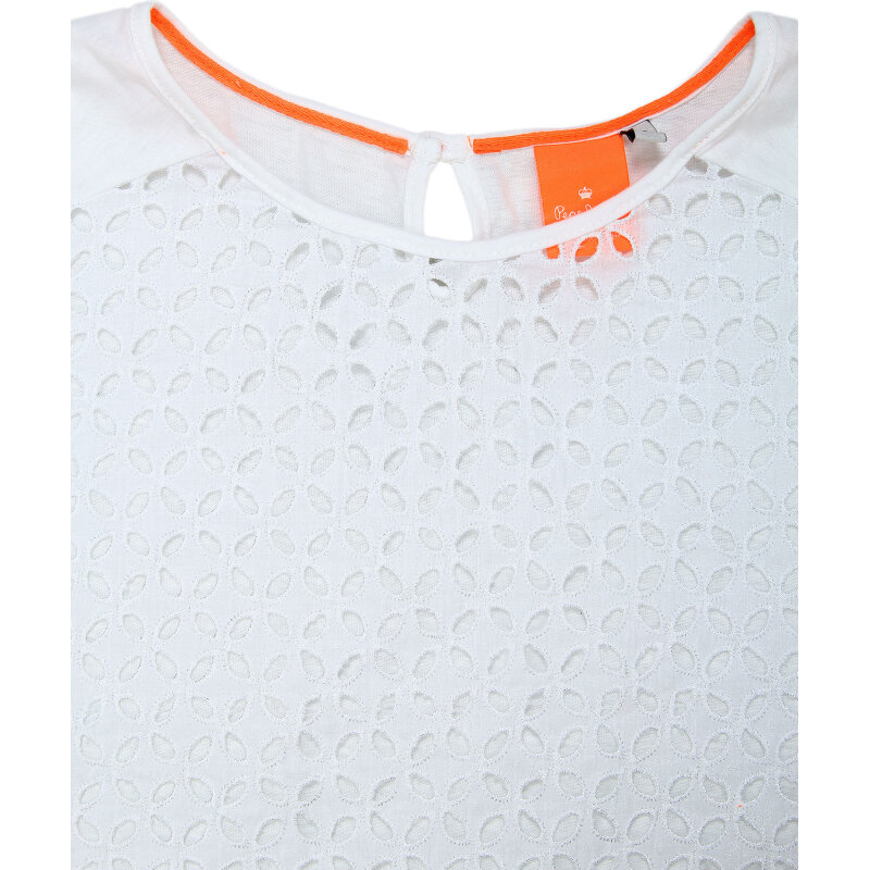 Ceci 2 in 1 Blouse Pepe Jeans London white