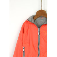 Niha KIDS Reversible jacket Pepe Jeans London orange