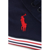 Trampki Harvey Mid-New Polo Ralph Lauren granatowy
