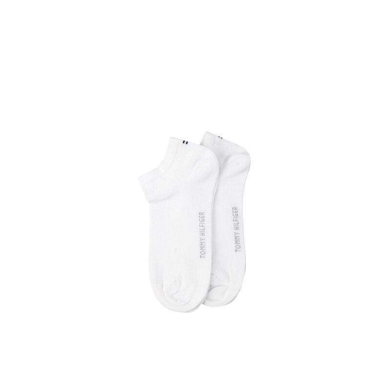 Skarpety 2-pack Tommy Hilfiger biały