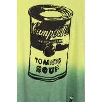 T-shirt Grace Pepe Jeans London limonkowy