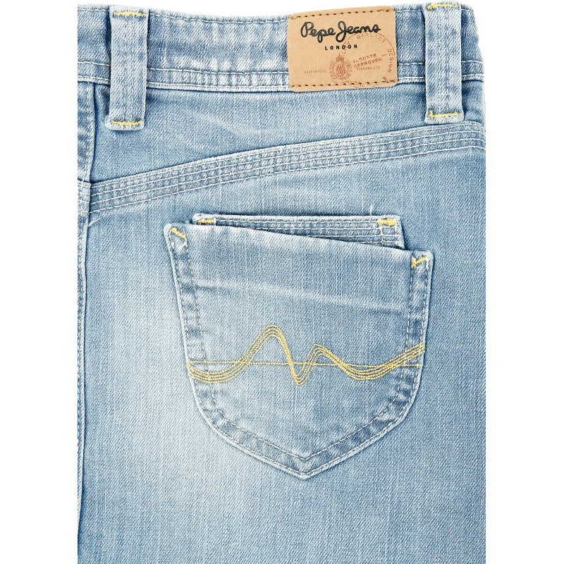 Saturn Skirt Pepe Jeans London baby blue