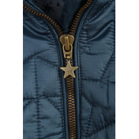 Satin Jacket Tommy Hilfiger blue
