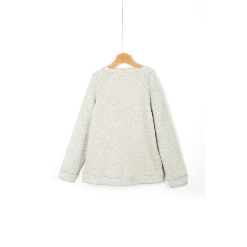 Gytha Sweatshirt Pepe Jeans London gray
