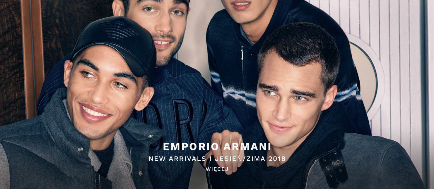 EMPORIO ARMANI men PL