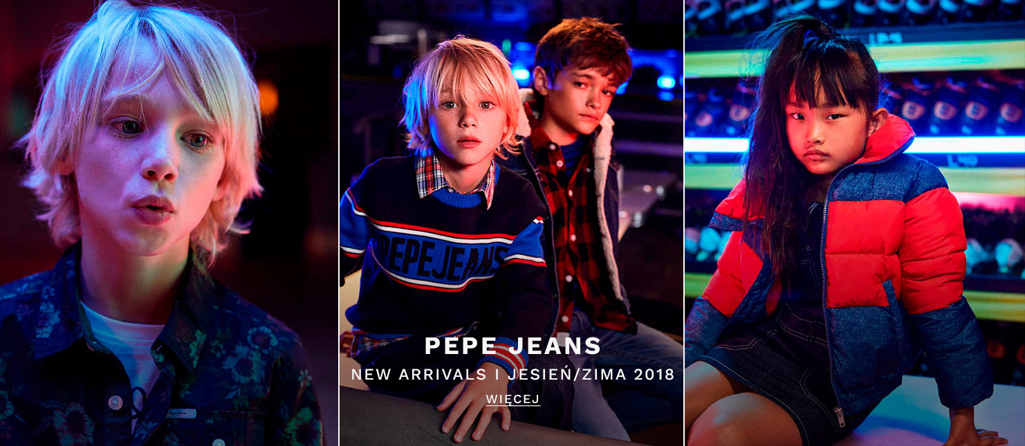 Pepe Jeans KIDS PL