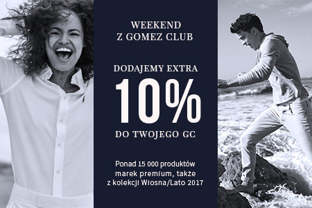 Weekend z Gomez Club