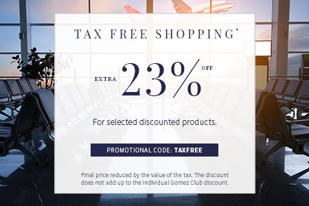 CAMPAIGN TAX FREE SHOPPING