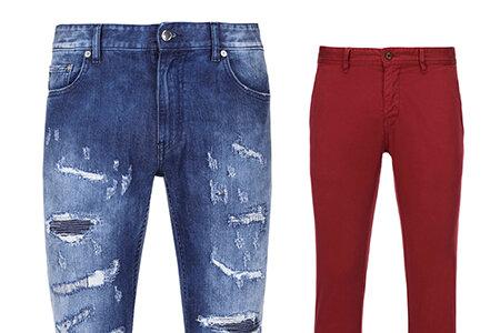 Jeansy/Spodnie