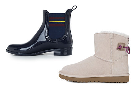 rain/winter boots