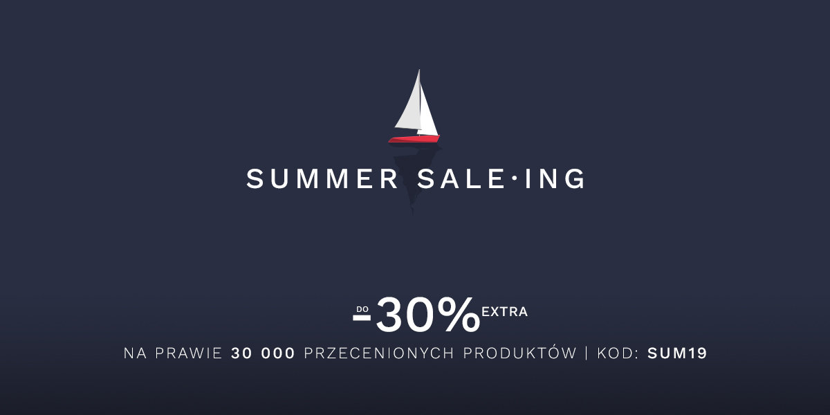 SUMMER SALE•ING