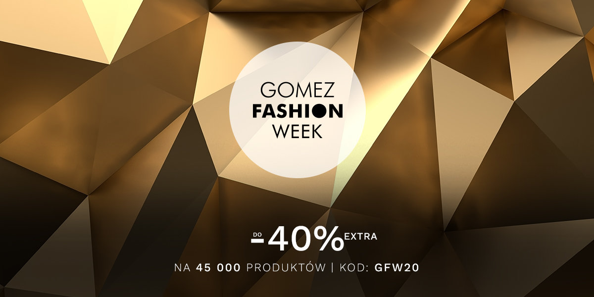 GOMEZ FASHION WEEK!