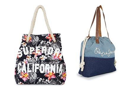 torby plażowe